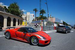 El Escénico Mónaco