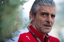 Маурицио Арривабене, Ferrari Team