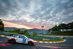#82 Hofor-Racing, BMW M3 GTR: Martin Kroll, Chantal Kroll, Michael Kroll, Roland Eggimann
