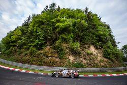 #66 Kurt Ecke Motorsport Porsche 997 GT3 Kupası: Sebastian Glaser, Andreas Sczpansky, Steffen Schlic