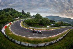 #9 Scuderia Cameron Glickenhaus SCG003C: Manuel Lauck, Marino Franchitti, David Jahn, Franck Mailleux