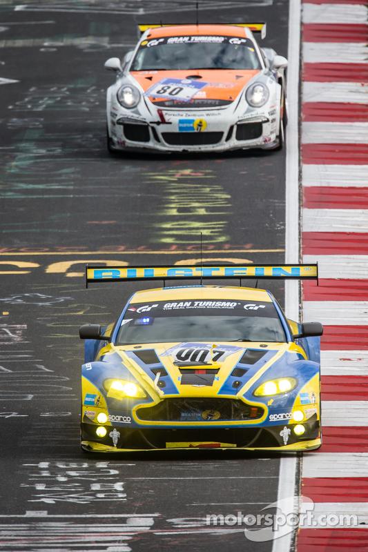 #7 Aston Martin Racing Aston Martin Vantage GT3 : Stefan Mücke, Darren Turner, Pedro Lamy, Richie Stanaway