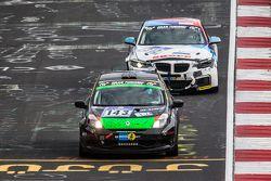 #143 MSC Sinzig e.V. im ADAC, Renault Clio: Rolf Weissenfels, Dietmar Hanitzsch und #312 Bonk Motors