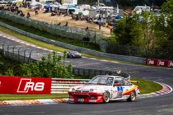 #146 Kissling Motorsport Opel Manta : Hans-Olaf Beckmann, Volker Strycek, Peter Hass, Jürgen Schulten