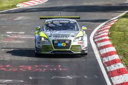 #117 Scuderia Colonia e.V. Audi TT RS : Matthias Wasel, Thomas Wasel, Marcus Löhnert, Elmar Deegner