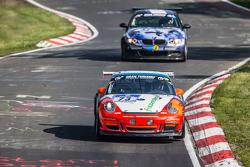 #73 Teichmann Racing Porsche 997 GT3 Cup : Torleif Nytroeen, Morten Skyer, Antti Buri, Kari-Pekka Laaksonen