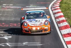 #70 Teichmann Racing Porsche 997 GT3 Cup: Alex Autumm, Marc Hennerici, Dominik Brinkmann, Don Stepha