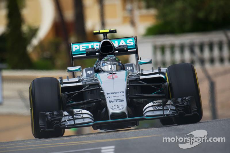 Nico Rosberg - 23 victorias con Mercedes