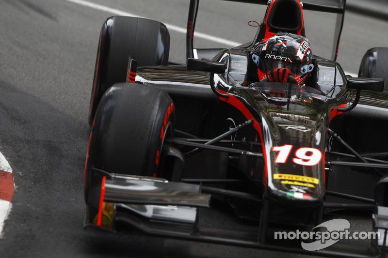 2015 - GP2, Rapax