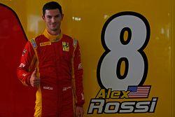 Pole-Sitter: Alexander Rossi, Racing Engineering