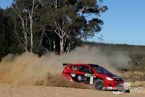 Campeonato de Rally de Australia: Capital Rally
