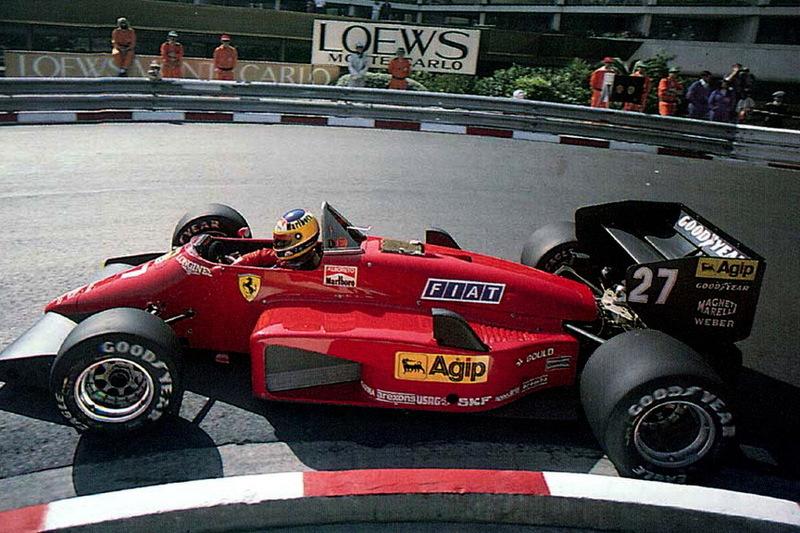 17. Michele Alboreto - 5 vitórias