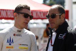 Raffaele Marciello, Trident con Bruno Michel