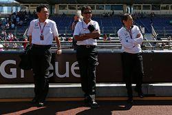 Yasuhisa Arai, Honda ve Aguri Suzuki Motorsporları Başkanı