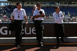 Yasuhisa Arai, Responsabile di Honda Motorsport ed Aguri Suzuki