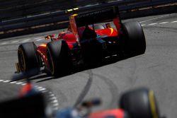Alexander Rossi, Racing Engineering devant Stoffel Vandoorne, ART Grand Prix