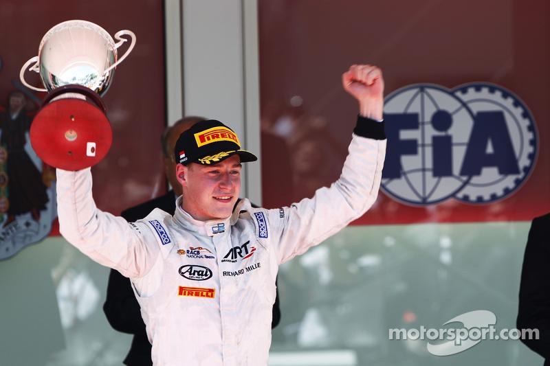 2. Alexander Rossi, Racing Engineering