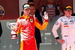Il terzo classificato Sergio Canamasas, MP Motorsport