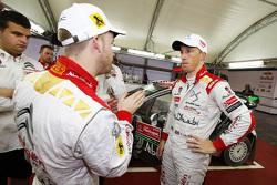 Kris Meeke et Mads Ostberg, Citroën DS3 WRC, Citroën World Rally Team