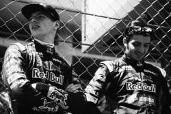 Макс Ферстаппен, Scuderia Toro Rosso и Карлос Сайнс мл., Scuderia Toro Rosso
