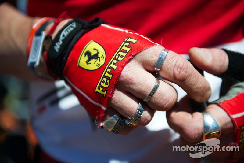 Seorang Fans Ferrari