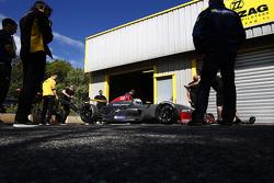 Michelin tire testing