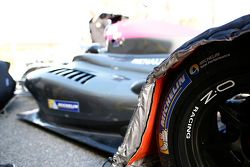 Тесты 17- и 18-дюймовых шин Michelin