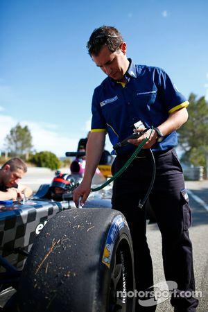 Michelin pone a prueba neumáticos de 17 y 18 pulgadas