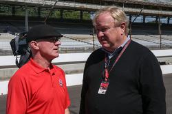Derek Daly und Dale Coyne