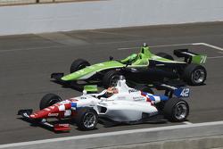 Ethan Ringel, Schmidt Peterson Motorsports, und Jack Harvey, Schmidt Peterson Motorsports
