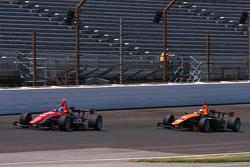 R.C. Enerson, Schmidt Peterson Motorsports, und Sean Rayhall, 8 Star Motorsports