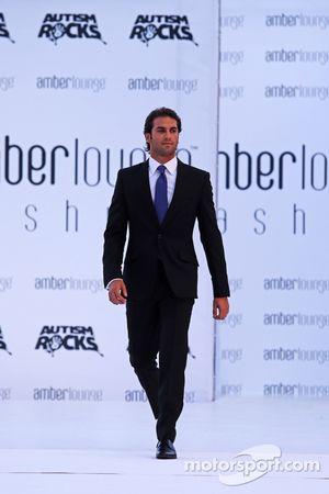 Фелипе Наср, Sauber F1 Team на шоу Amber Lounge Fashion