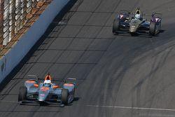 James Jakes, Schmidt Peterson Motorsports et Ryan Briscoe, Schmidt Peterson Motorsports Honda