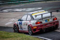 #83 Hofor-Racing, BMW M3 CSL: Martin Kroll, Michael Kroll, Ronny Tobler