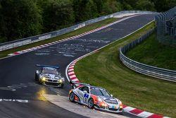 #68 Frikadelli Racing Porsche GT Cup America: Frank Kräling, Marc Gindorf, Connor de Phillippi, Klau