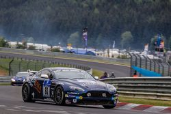 #88 Stadavita Racing Team Aston Martin Vantage V8 GT4: Scott Preacher, Robert Thomson