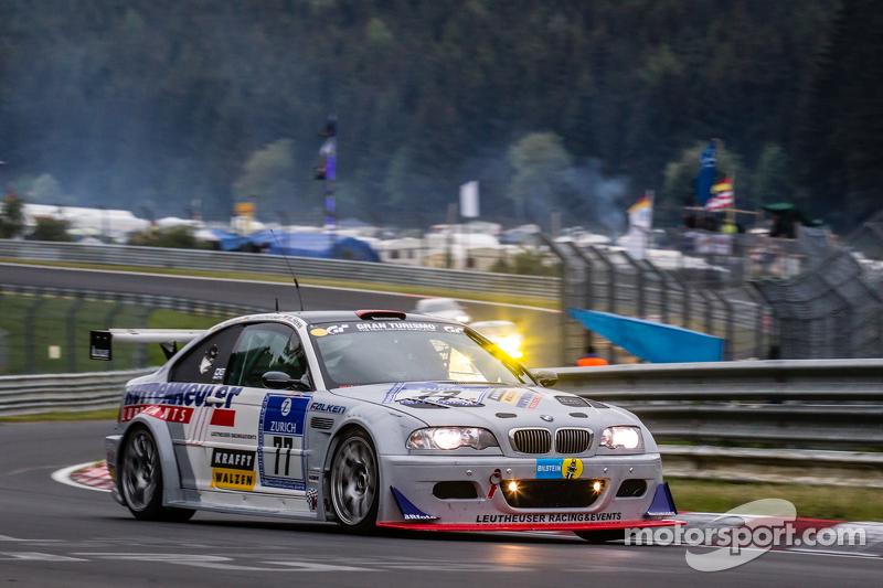 #77 MSC-Rhön e.V. im ADAC Porsche 997 Cup: Michael Hess, Christian Leutheuser