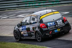 #143 MSC Sinzig e.V. in ADAC Renault Clio: Rolf Weissenfels, Dietmar Hanitzsch