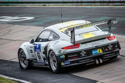 #61 Black Falcon Porsche 911 GT3 Cup: Manuel Metzger, Philipp Eng, Hannes Plesse