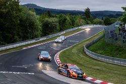 #54 Team Lexus Lexus ISF CCS-R: Helmut Baumann, Horst Baumann, Lorenz Frey, Fredy Barth