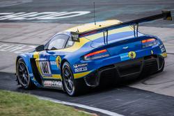 #7 Aston Martin Racing Aston Martin Vantage GT3: Stefan Mücke, Darren Turner, Pedro Lamy, Richie Stanaway