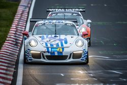 #57 Porsche 991 Carrera Cup: Willie Moore, Bill Cameron, Peter Bonk