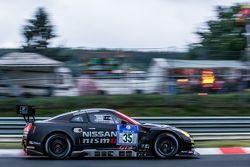 #35 Nissan GT Academy Nissan GT-R Nismo GT3: Alex Buncombe, Kazuki Hoshino, Michael Krumm, Lucas Ord