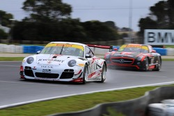 Andrew Macpherson, Bradley Shiels, Porsche 997 GT3-R