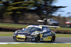 David Russell, James Koundouris, Porsche 911 GT3 Cup