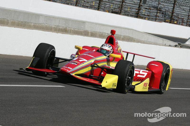 Sebastian Saavedra, Chip Ganassi Racing, Chevrolet