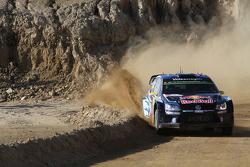 Андреас Міккельсен та Ола Флоене, Volkswagen Polo R WRC Volkswagen Motorsport II