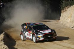 Robert Kubica e Maciej Szczepaniak, Ford Fiesta RS WRC RK M-Sport World Rally Team