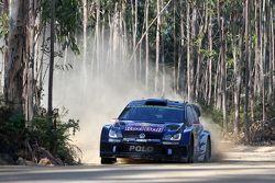Andreas Mikkelsen e Ola Floene, Volkswagen Polo R WRC Volkswagen Motorsport II