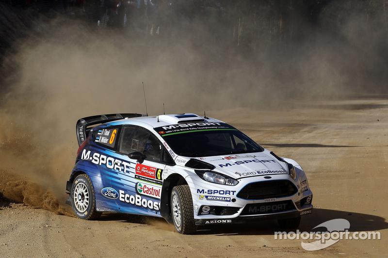 Отт Танак та Молдер Райго, Ford Fiesta R5 M-Sport World Rally Team